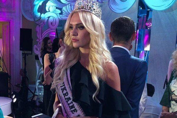Мисс Украина Вселенная 2018: биография и самые горячие фото победительницы