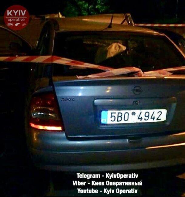 У Києві п'яний таксист позбавив життя пасажирку: фото