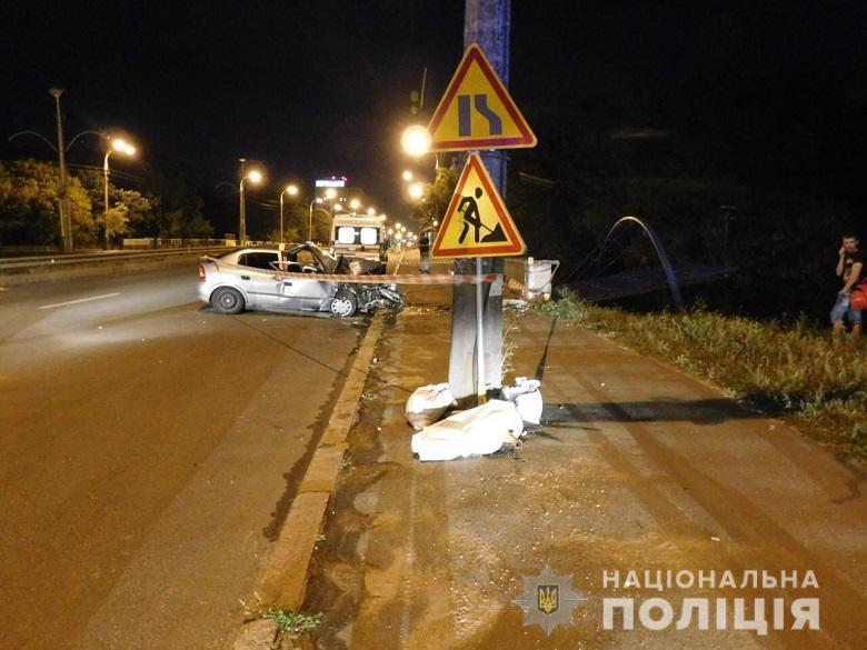 Жахлива смертельна ДТП в Києві: з'явилися нові фото і важливі деталі