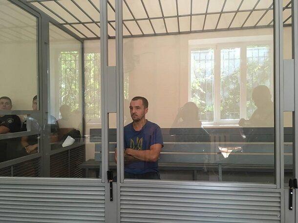 Нападение на Гандзюк в Херсоне: в сети показали фото подозреваемого в покупке кислоты
