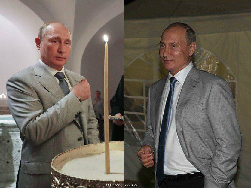 Кто управляет Россией? Раскрыта правда о двойниках Путина