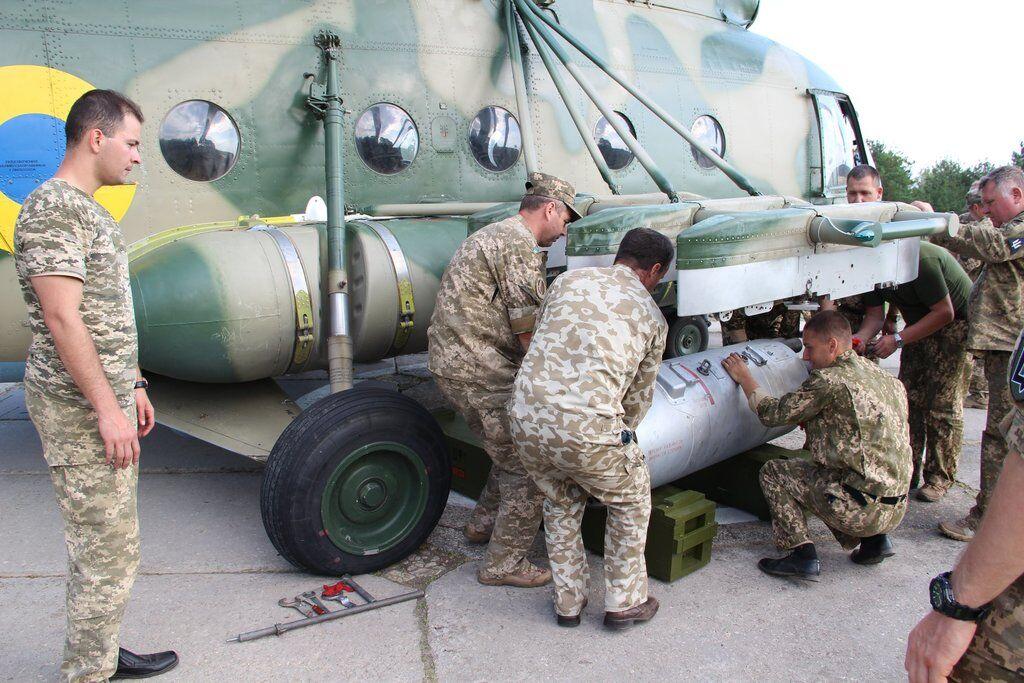 """В Украине испытали мощное оружие """"Оскол"""": опубликованы фото"""