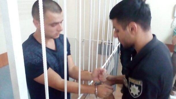 Нападение с кислотой на Гандзюк: последнего подозреваемого отправили за решетку, фото