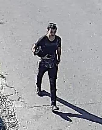 Жестокое убийство молодой женщины в Виннице: появилось видео с подозреваемым