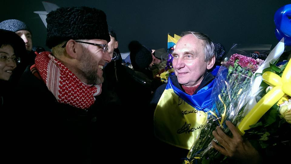 Игоря Козловского удалось освободить из плена в рамках большого обмена, который состоялся 27 декабря 2017 года