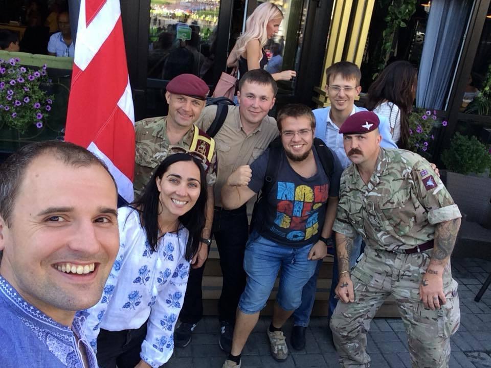 Парад в Киеве: новые яркие фото