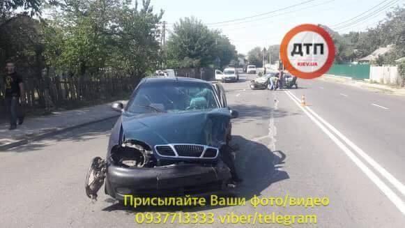 Ремни для слабаков: под Киевом произошло жуткое ДТП с пострадавшими, фото и видео