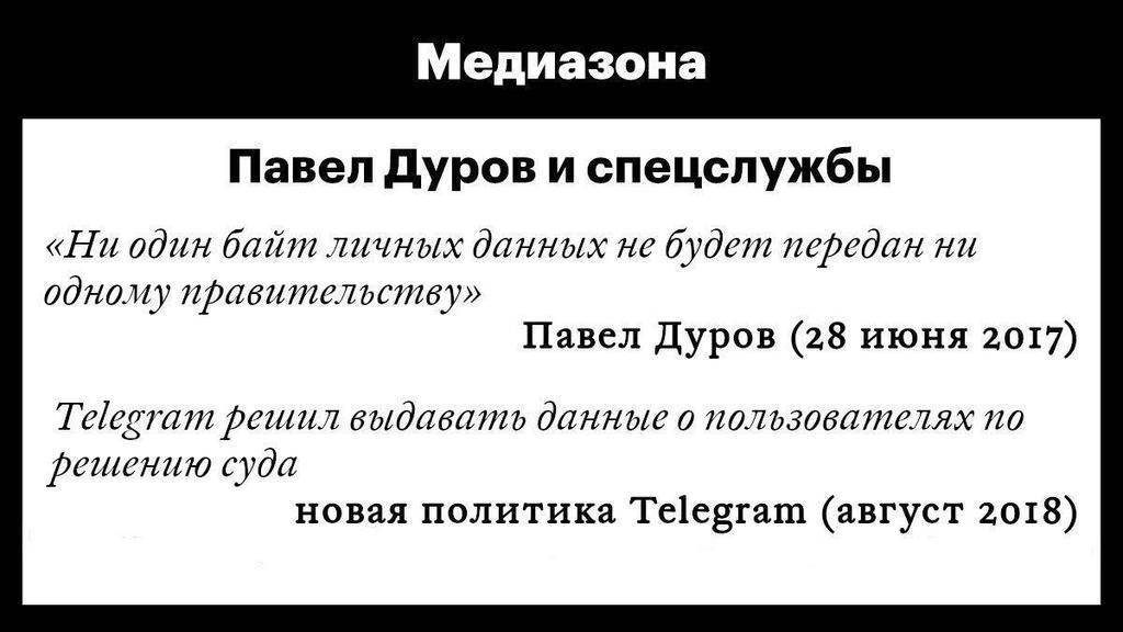 "Telegram ""сдался"" ФСБ: все подробности"