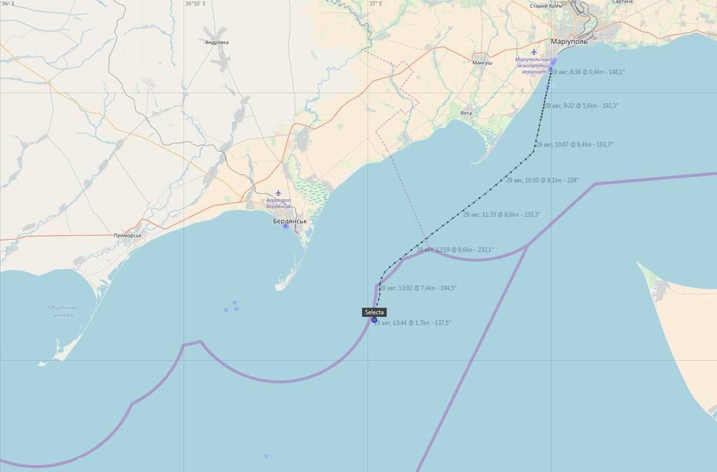 Росія влаштувала нову підлість в Азовському морі: подробиці і карта