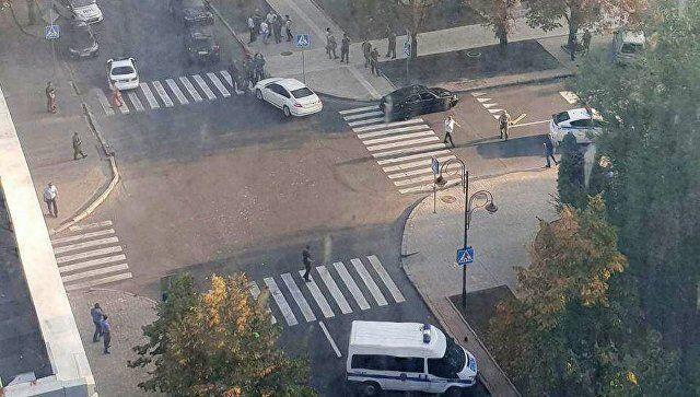В Донецке объявлено чрезвычайное положение