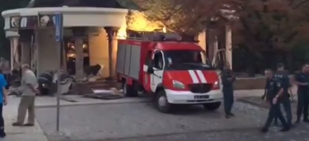 Убийство Захарченко в Донецке: появились новые детали и фото