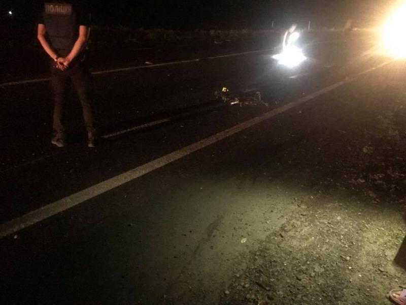 П'яний український депутат влаштував смертельну ДТП: фото з місця аварії