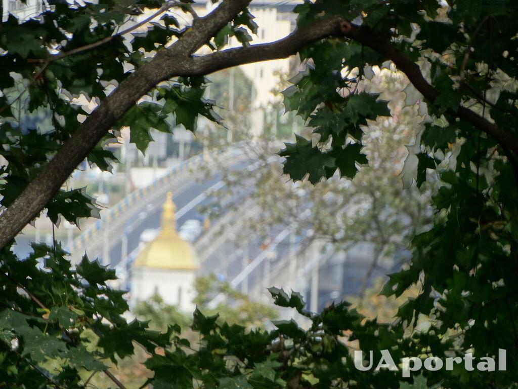 Фото осіннього Києва: вересень 2018