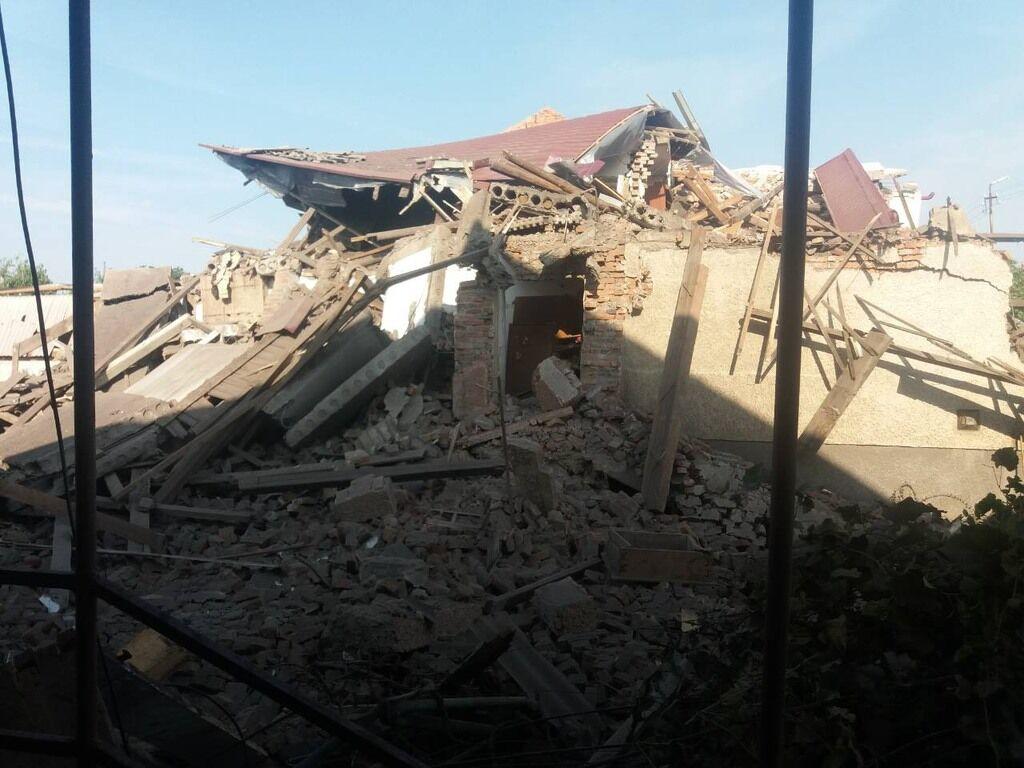 На Закарпатье произошел мощный взрыв в жилом доме: появились фото
