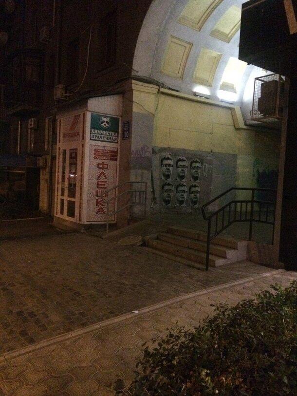 Порошенко и его обещания: в сети показали фото необычных граффити с президентом