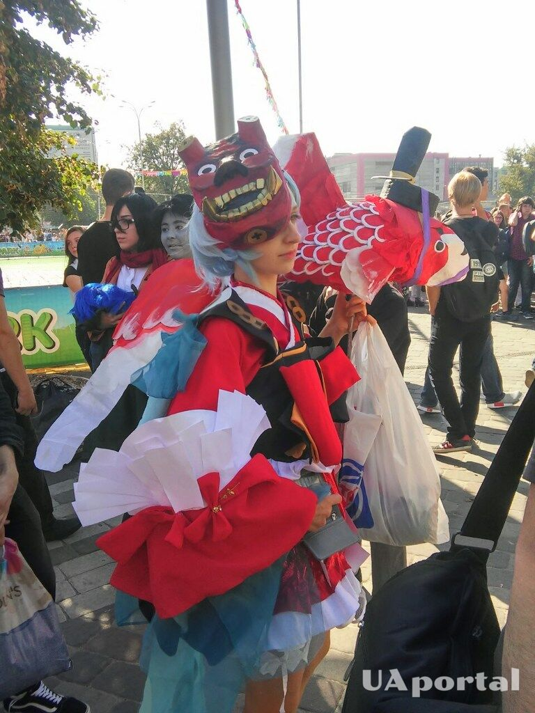 Comic Con Ukraine 2018: що там зараз відбувається, ексклюзивні фото