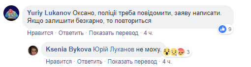 Волонтера Ксенію Бикову побили: що відомо, фото