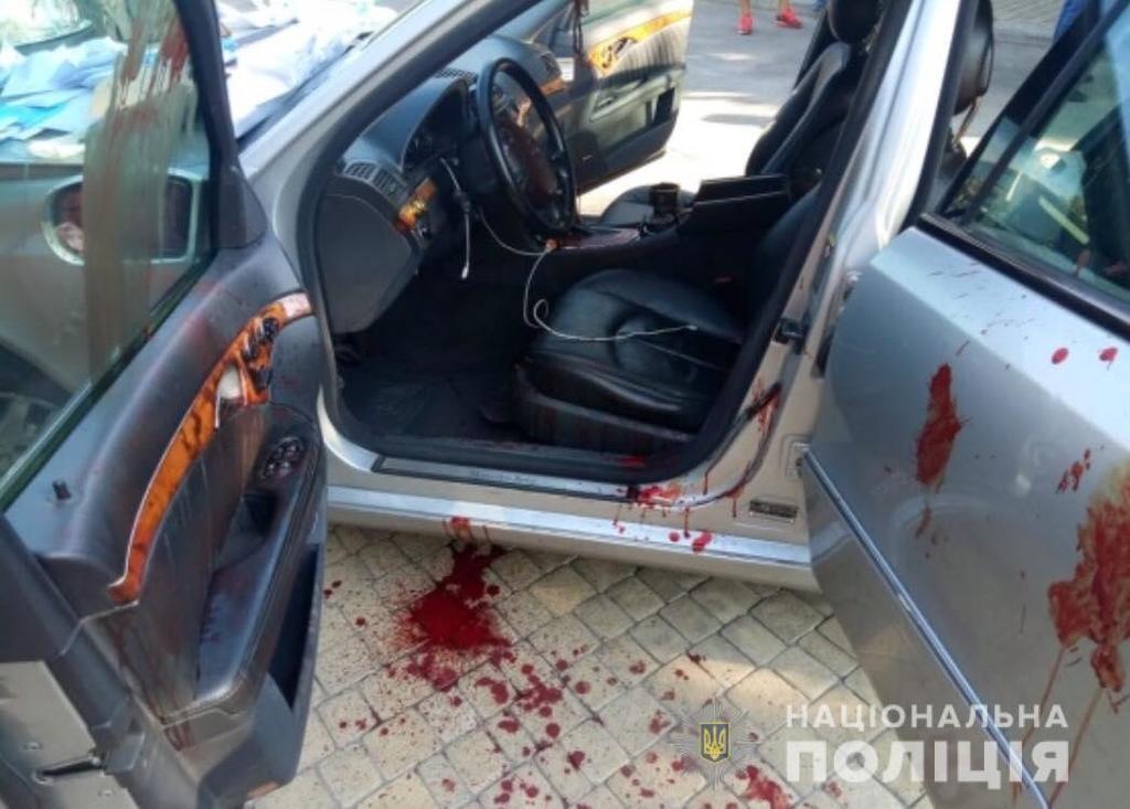 Нанес 30 ранений: под Киевом очень жестоко убили таксиста, фото