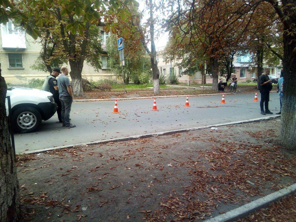 На Донбассе копы насмерть сбили женщину: фото и важные детали происшествия