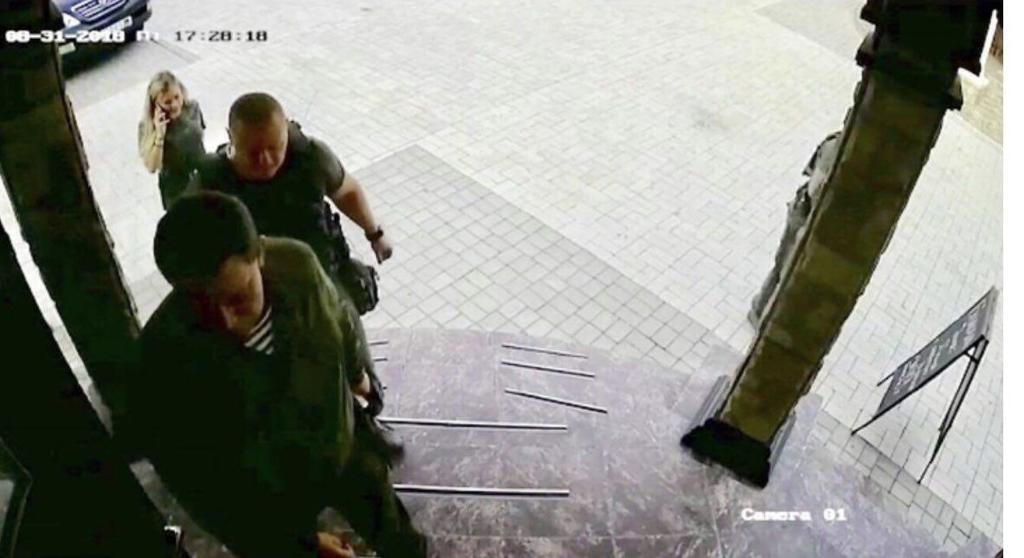 Ликвидация Захарченко: в сети показали кадры последних минут жизни главаря боевиков