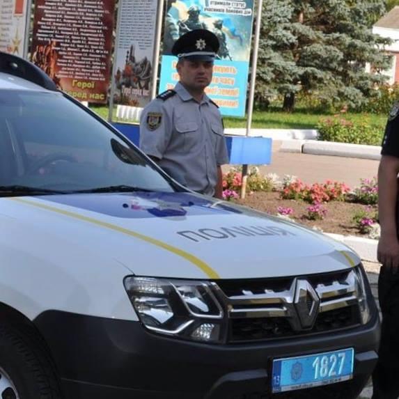 На Донбасі поліцейський влаштував п'яну ДТП і намагається уникнути відповідальності - Іванов