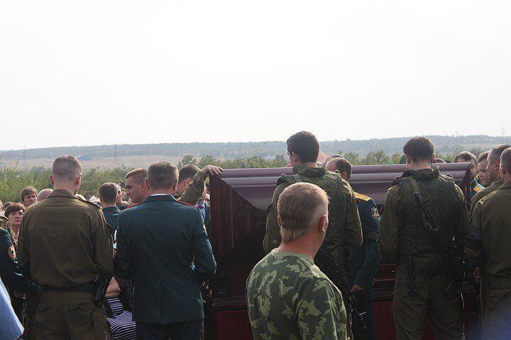 """Похорон Захарченка: з'явилися фото тих, хто розділить його """"спадок"""""""