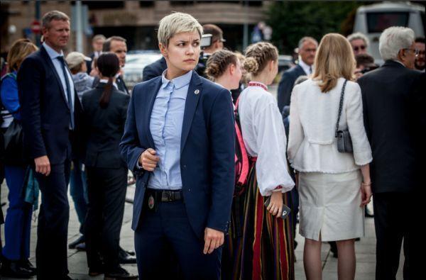 Симона Даумантене: как она стала телохранителем президента, фото