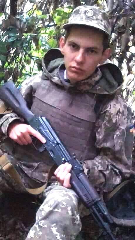 На Донбассе погиб еще один украинский боец: опубликовано фото героя