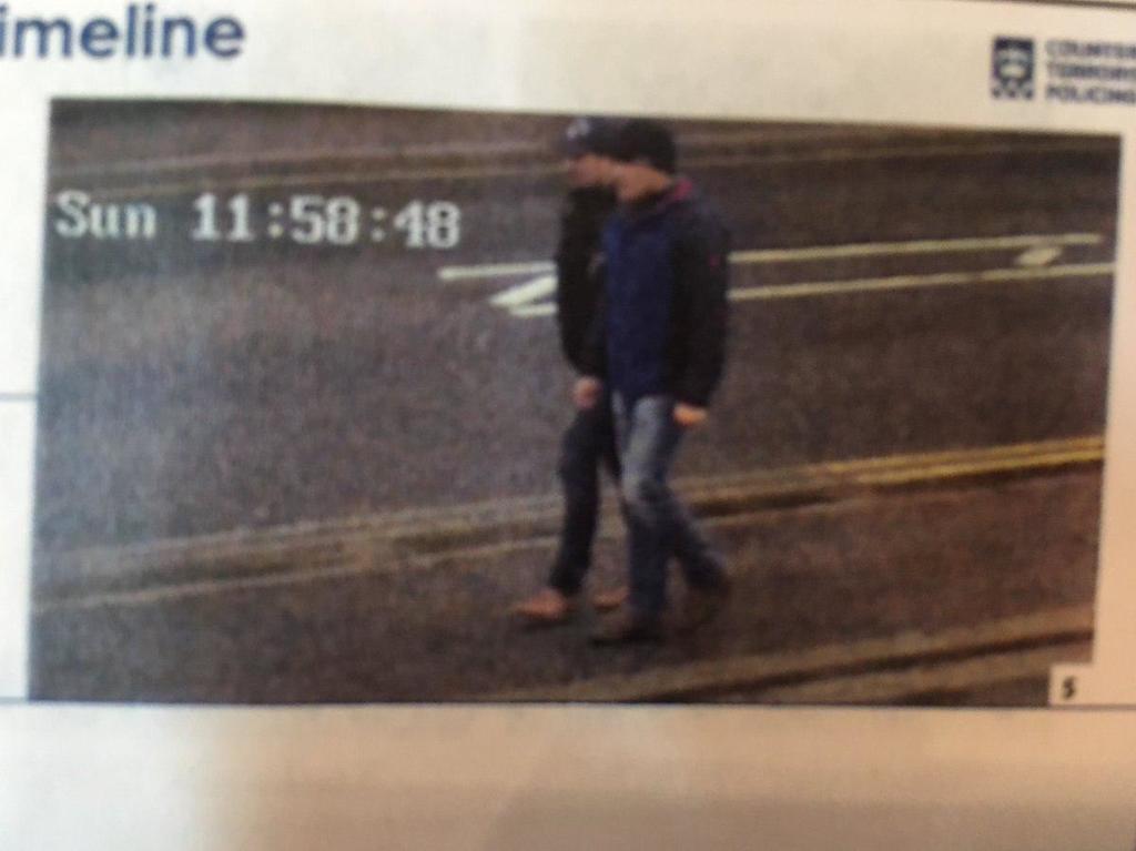 Отруєння Скрипалів в Солсбері: з'явилися фото підозрюваних росіян