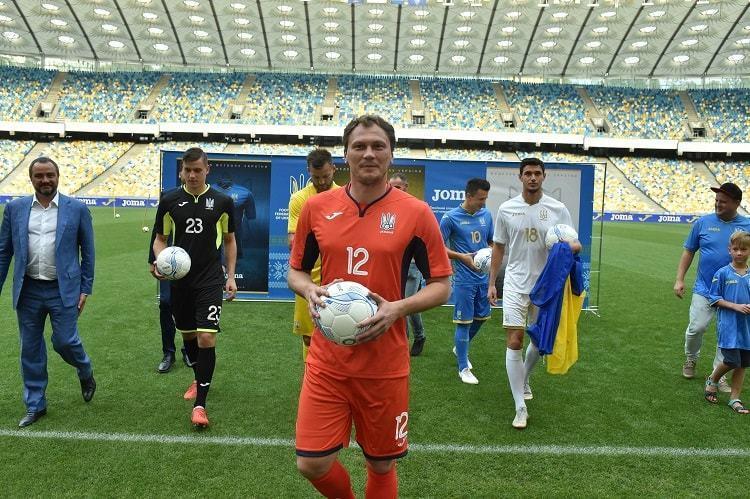 В сборной Украины получили серьезный повод для гордости: фото с презентации новой формы