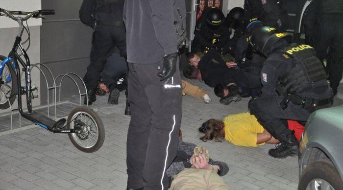 Затримання українців в Чехії: стало відомо, чим усе скінчилося