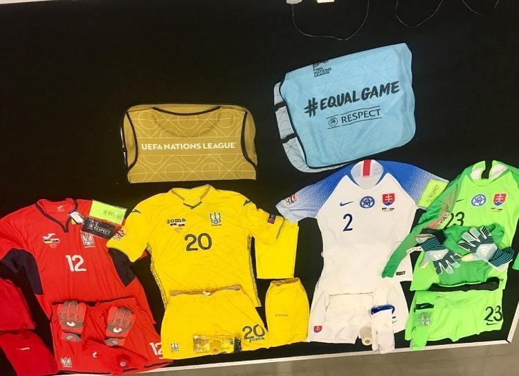 Україна - Словаччина 1:0: хроніка матчу Ліги націй, онлайн, відео голу