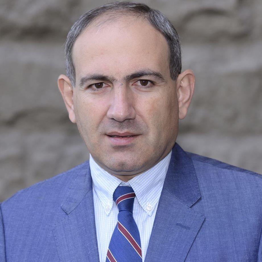 Нікол Пашинян - прем'єр Вірменії. Хто він і яка його позиція щодо України
