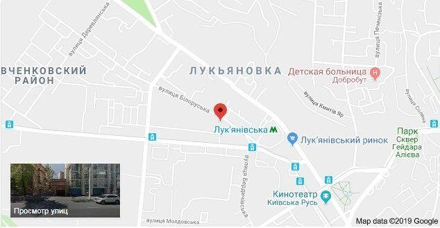 У мережі розкрили київську адресу Володимира Зеленського
