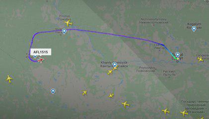 Павло Шаповалов захопив літак? Хто він і що відомо