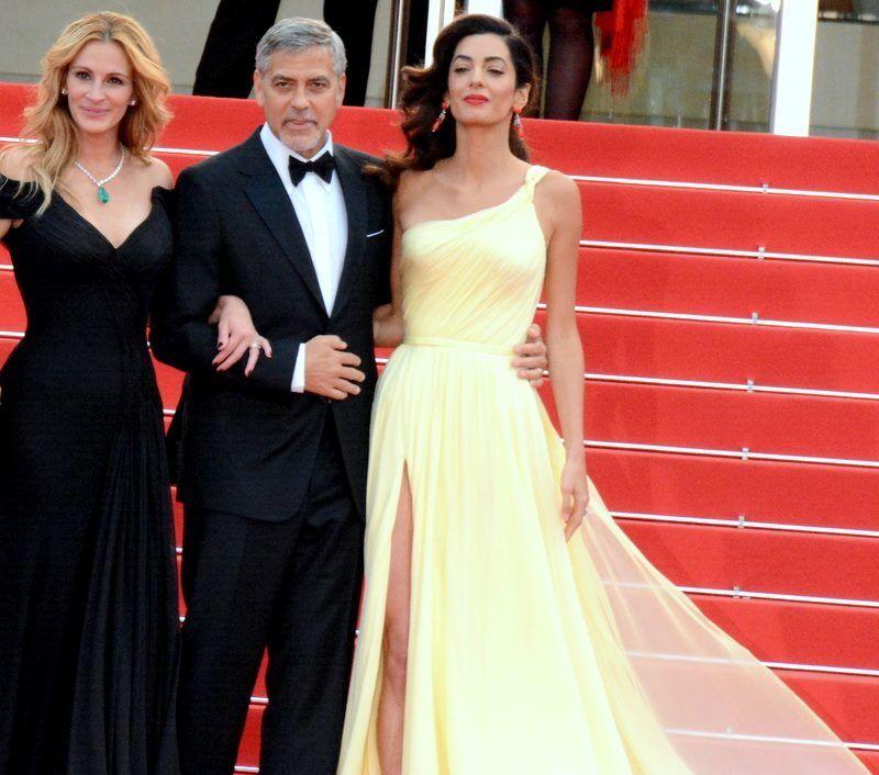 Амаль Аламуддин: кто она и что ей сделал Джордж Клуни