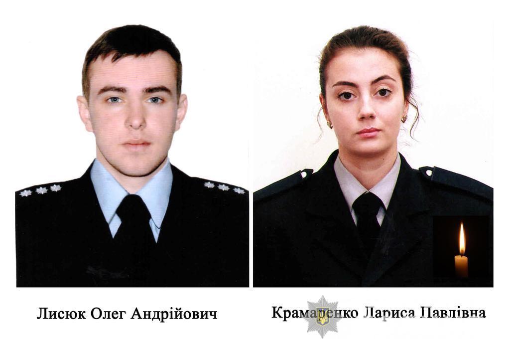 Олег Лысюк и Лариса Крамаренко трагически погибли: все детали полицейского ДТП под Одессой