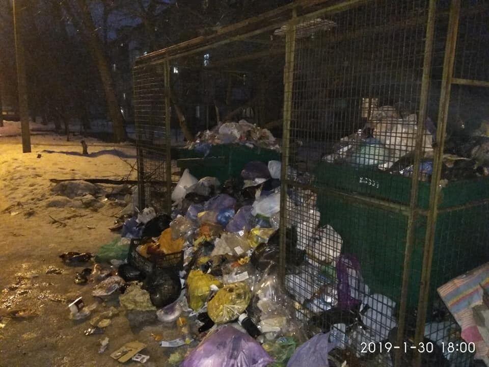 """""""Вывези сам"""". Оккупированный Донецк утопает в мусоре: фото"""