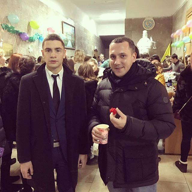 Игорь Белов и Дмитрий Линько