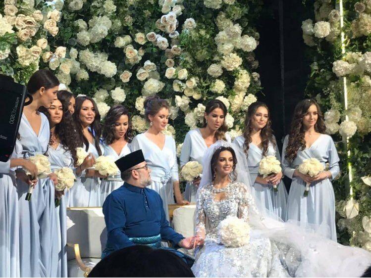 Оксана Воєводіна більше не дружина короля: що сталося