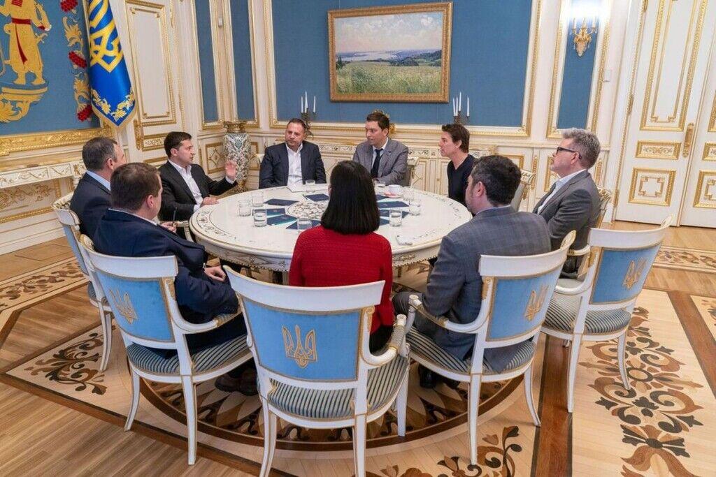 Том Круз и Владимир Зеленский: какой у них рост и вес, фото вместе