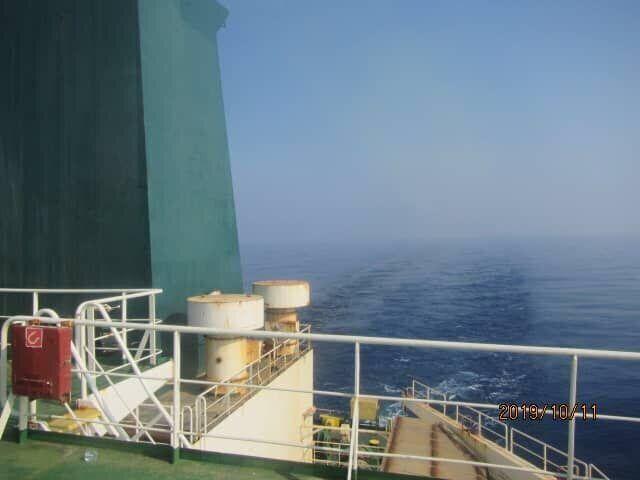 Что за взрывы случились на танкере SABITI и как он сейчас выглядит, фото