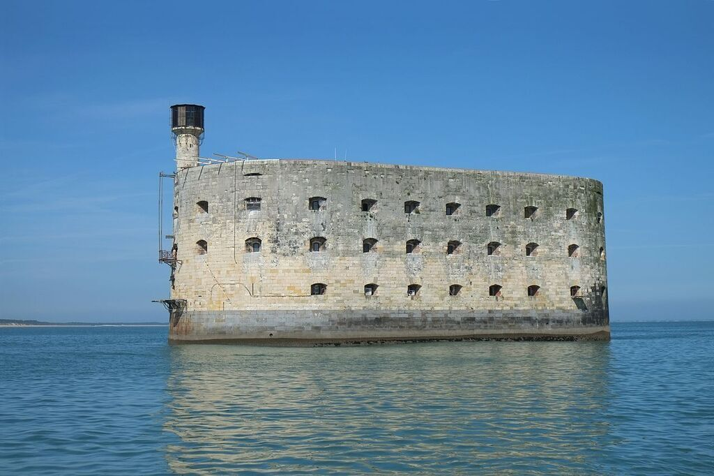 Что такое Форт Боярд и где он находится
