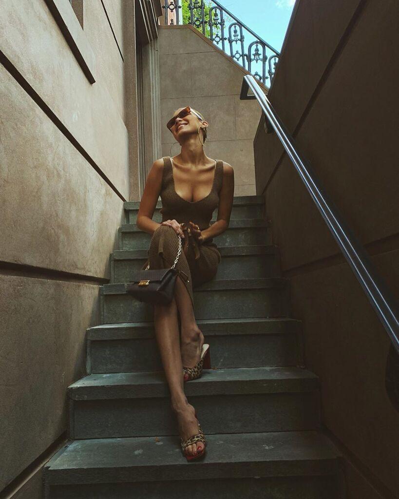 Белла Хадид - самая красивая женщина? Ее сексуальные фото и какой модель была до пластики