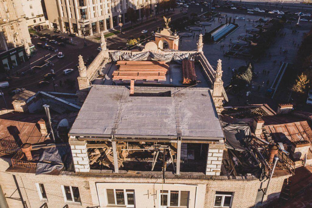 Хто такий Дмитро Пічугін і як розгорівся дикий скандал через прибудову на Майдані