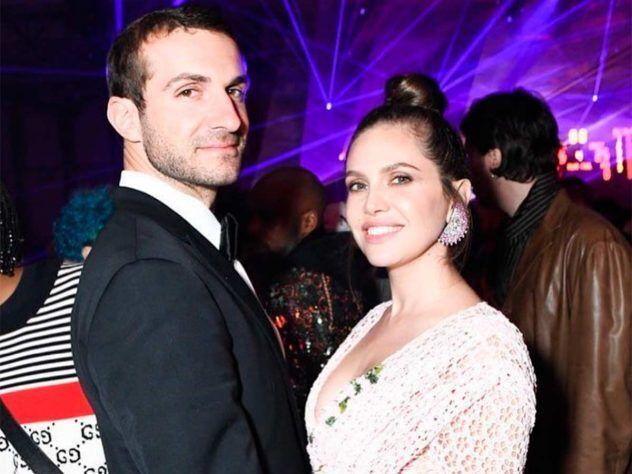 Дар'я Жукова вийшла заміж за грецького мільярдера Ставроса Ніархоса