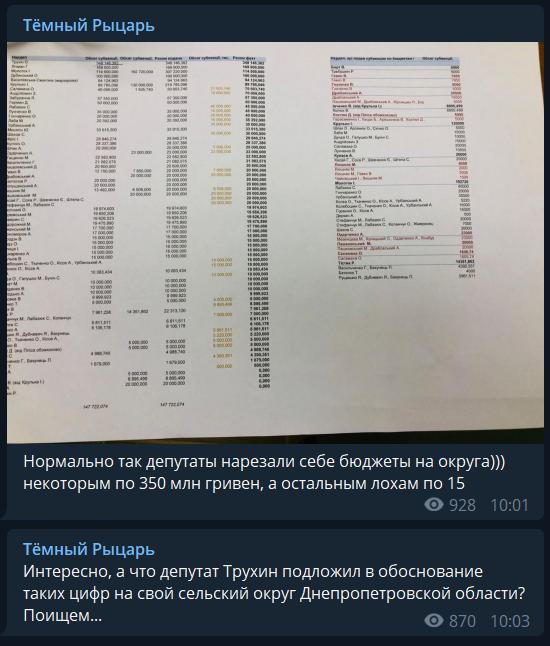 """""""Батьківщина"""" отримала """"численні приємності"""" за роботу на Зеленського"""