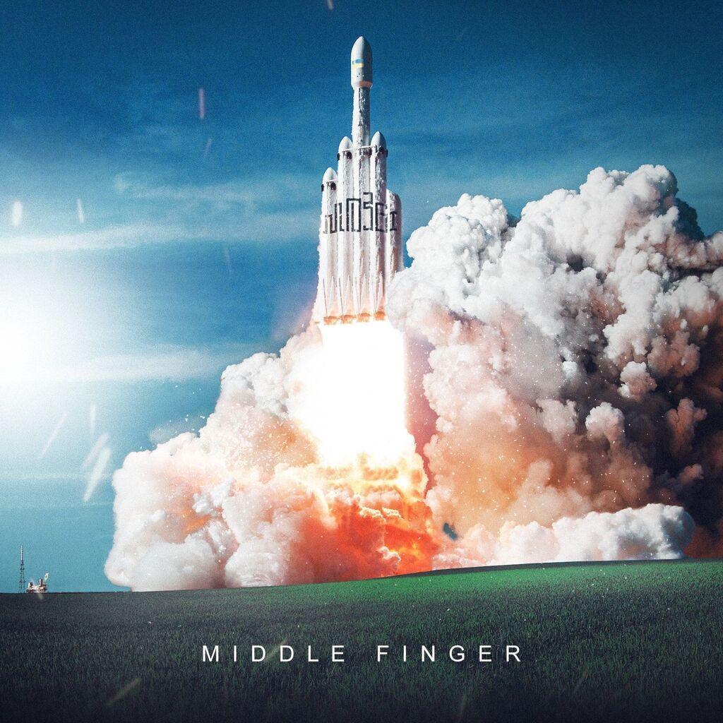 Что такое Middle Finger и как Потап вместе со своей группой стал космонавтом