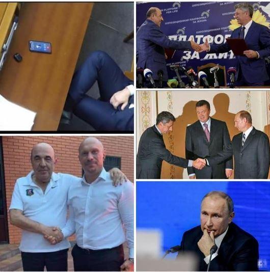 5 рукостискань: блогер показав, як брудні торкання Киви дісталися до губ Путіна, фото