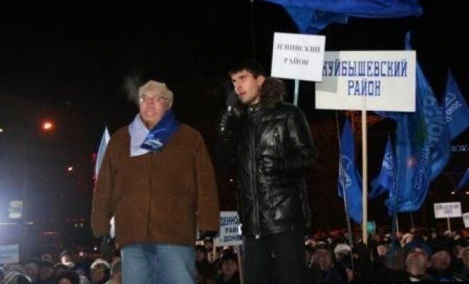 Сергій Сивохо та Микола Левченко